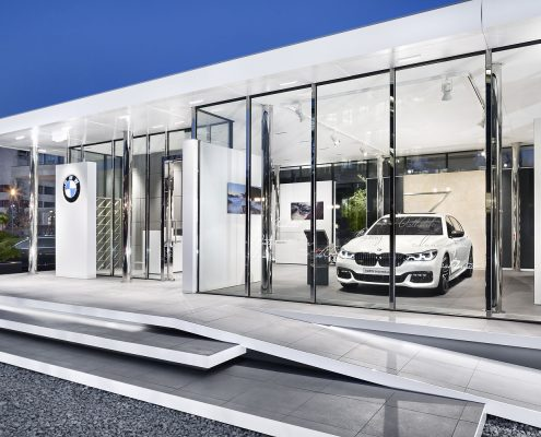 BMW LUXURY EXCELLENCE PAVILION_versilia