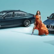 """BMW Serie 7 """"40 Years Edition"""""""