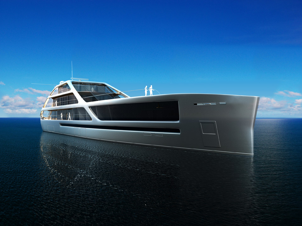 Jolly Roger by Benetti: bolide del mare