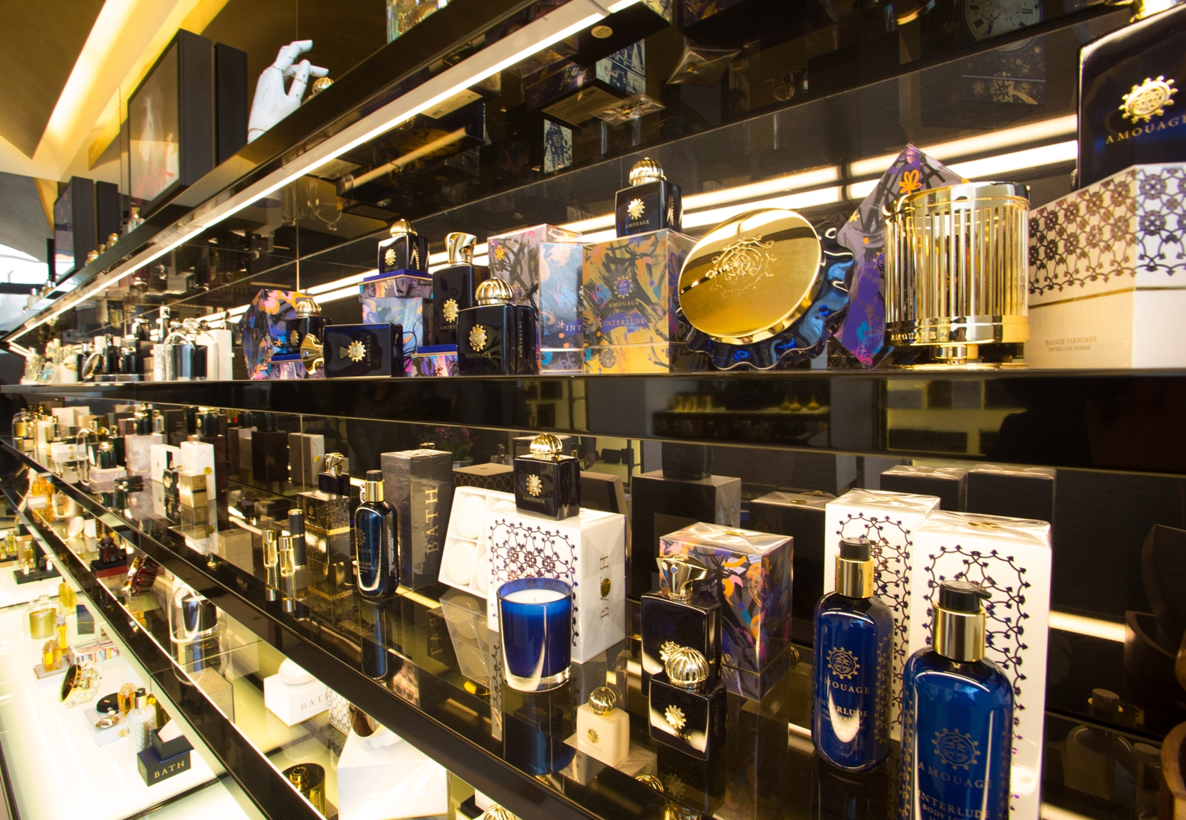 Amouage, 2° flagship store in Europa