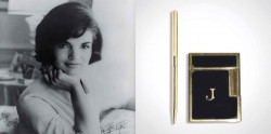 Jackie_Kennedy_with_her_pen_and_lighter