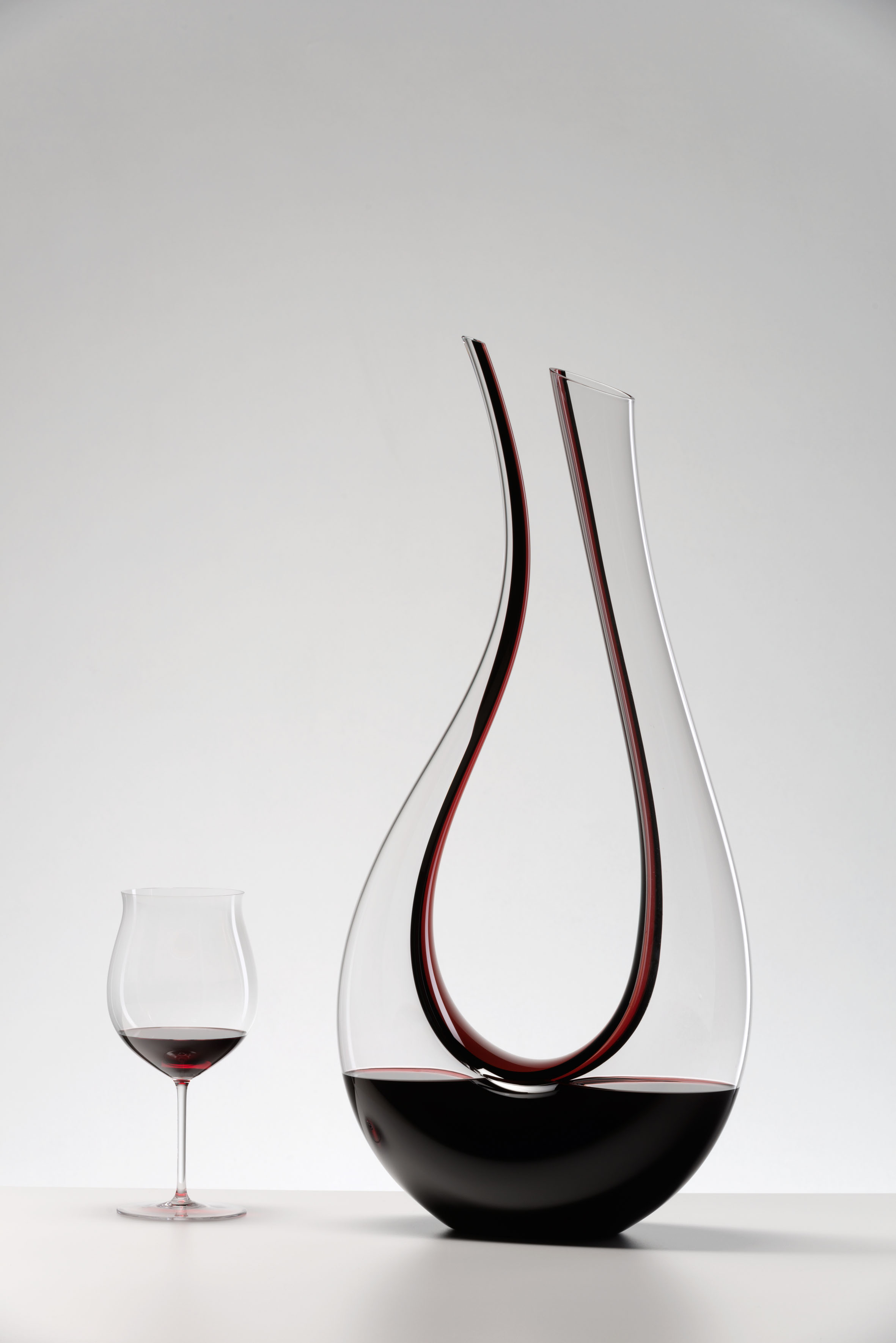 Amadeo Double Magnum, il decanter limited edition di Riedel