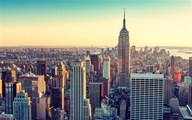 New York City in 10 mosse