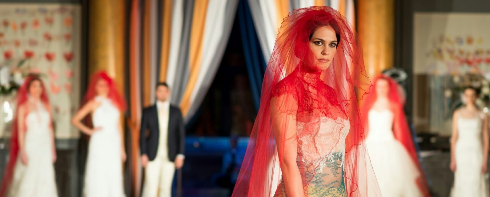 The Church Palace ospita la prima <BR> Wedding Fashion Night