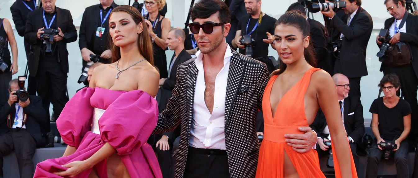 A Venezia sul red carpet sfila la moda