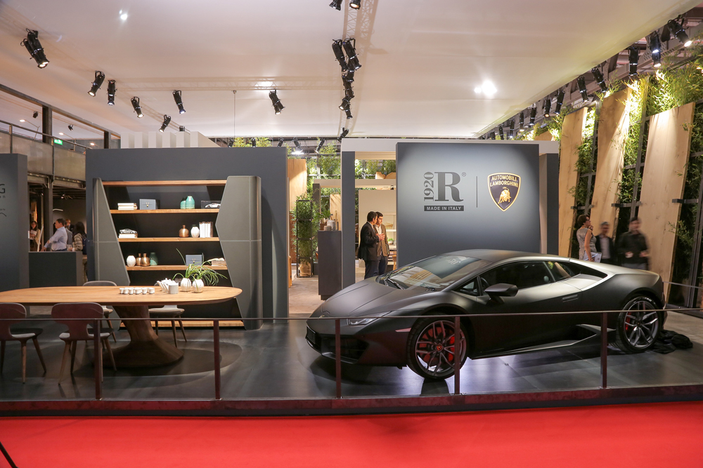 Authentic Living: arredi Automobili Lamborghini by Riva 1920