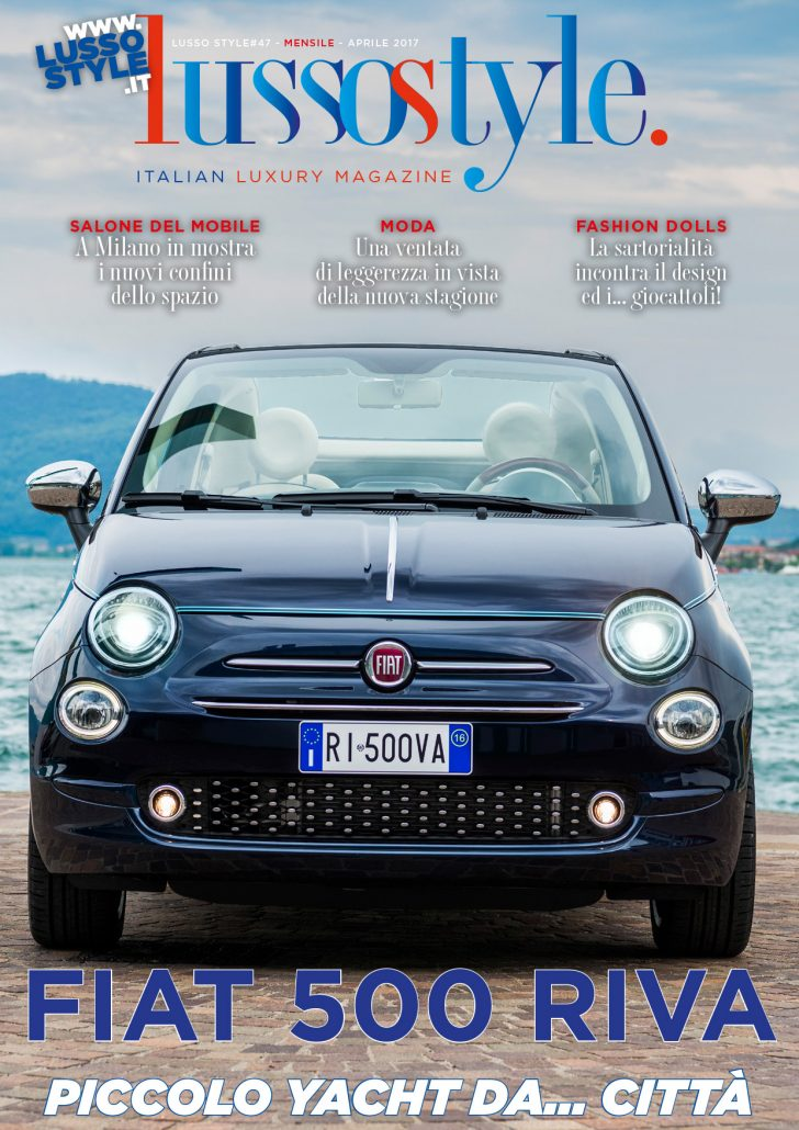 Cover Lusso Style Aprile 2017