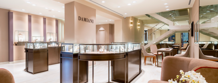 Boutique Damiani a Firenze9