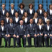 Italy Women Official Photoshoot