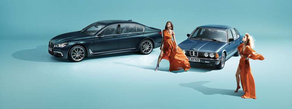 "BMW Serie 7 ""40 Years Edition"": il lusso bavarese"