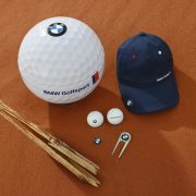 BMW all'Open d'Italia di Golf
