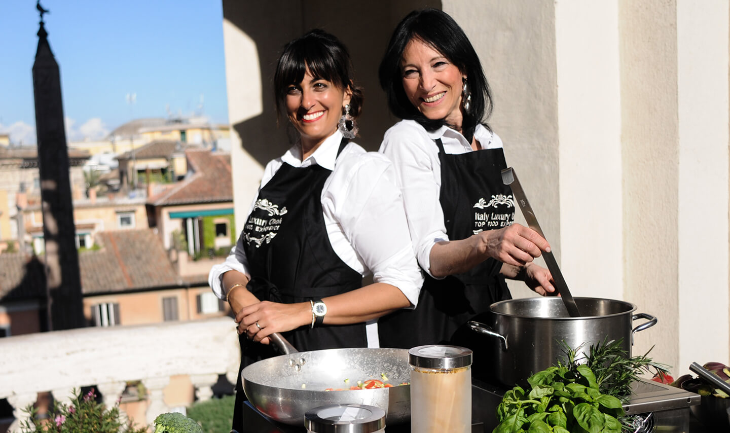 Italy Luxury Cook, l'arte del made in Italy in cucina