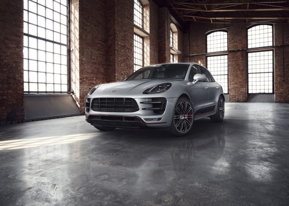 Porsche Macan Turbo Exclusive Performance Edition: una seduttrice!