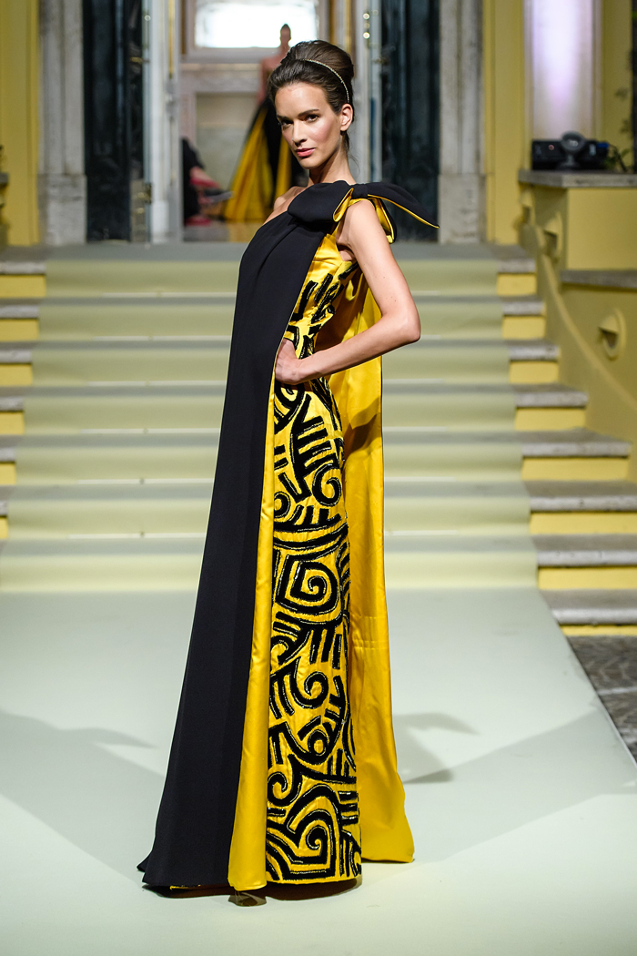 Renato Balestra presenta a Dubai la sua Princess Collection