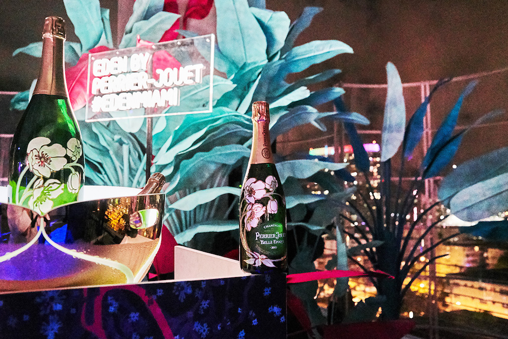 Perrier-Jouët seduce Miami con un'immersione di creatività digitale