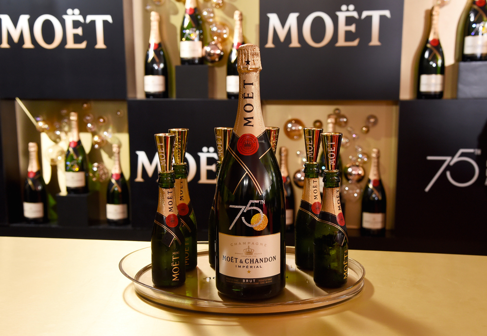 Moët & Chandon, lo champagne ufficiale dei Golden Globe Awards