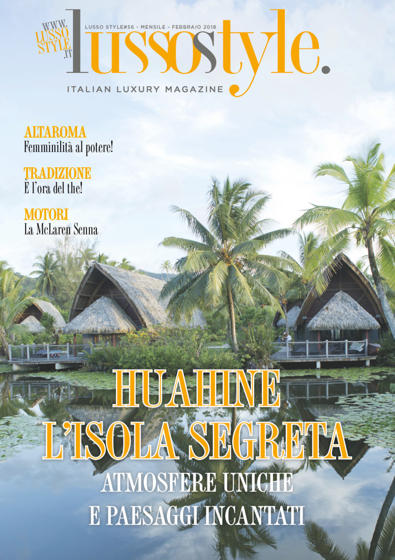 Cover Lusso Style Febbraio 2018