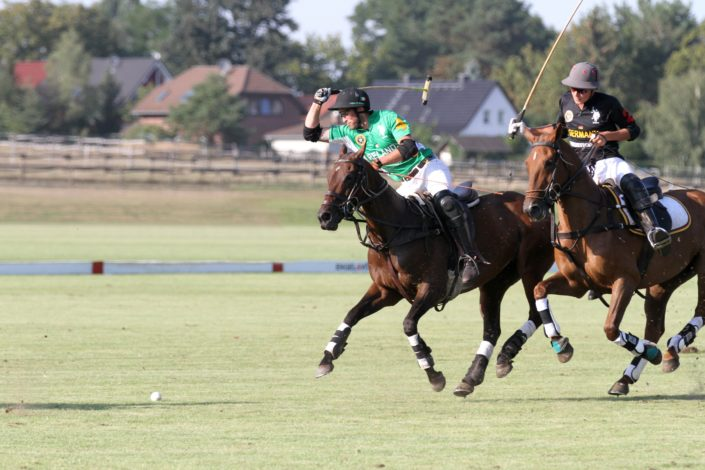 U.S. Polo Assn. in partnership con la Federation of International Polo