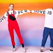 """Love is Love"" collection by Boohoo&Boohooman"