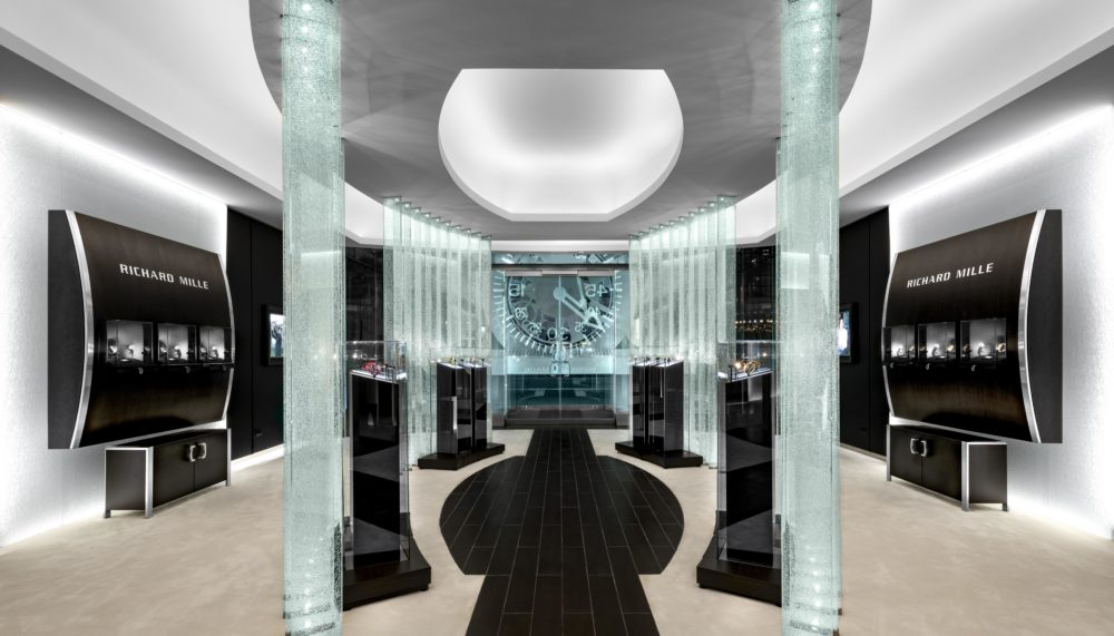Richard Mille apre la sua splendida boutique a New York