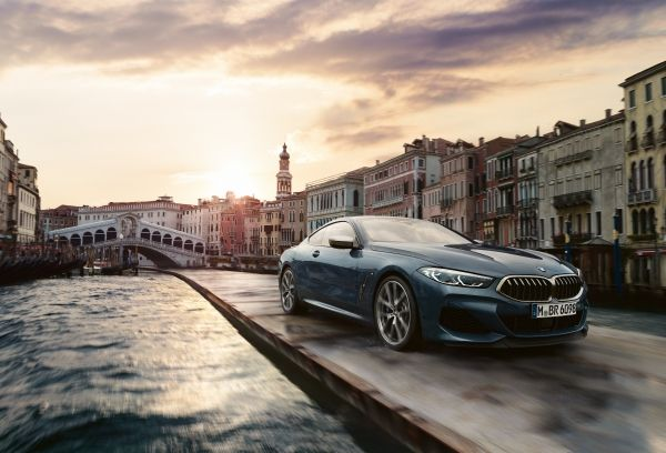 Partnership fra BMW e Venezia