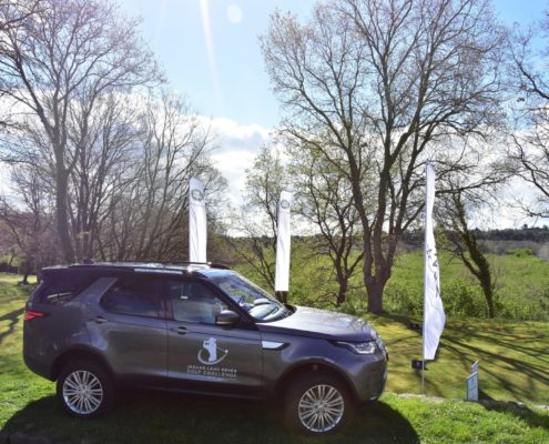 Jaguar Land Rover Golf Challenge 2019