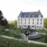 Moët Impérial celebrates its 150th anniversary at the Château de Saran