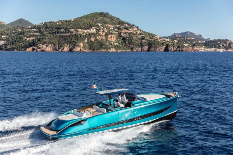 Solaris Power 48 Open è European Powerboat of the Year 2020