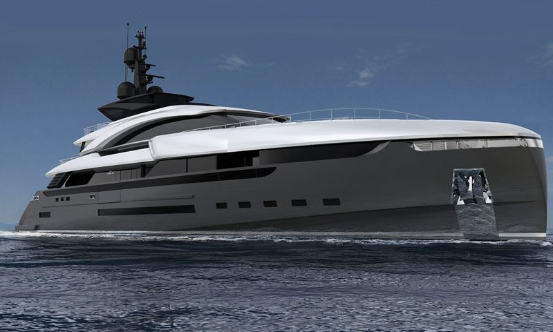 EIV, il super yacht tailor made di Rossinavi