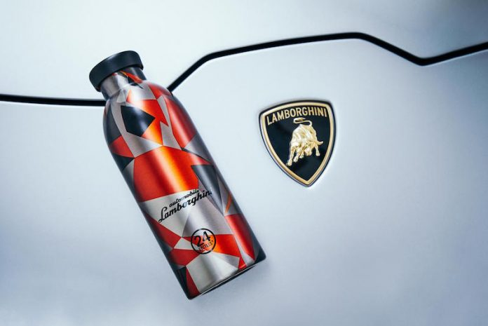 24Bottles for Automobili Lamborghini