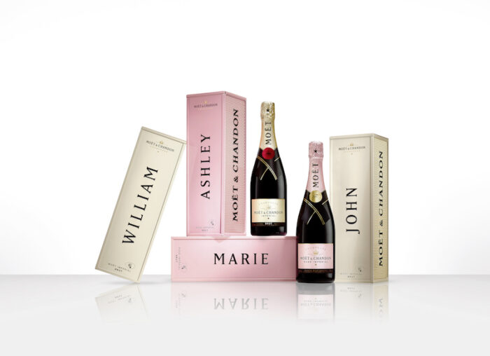"""Moët & Chandon """"Specially Yours"""""""